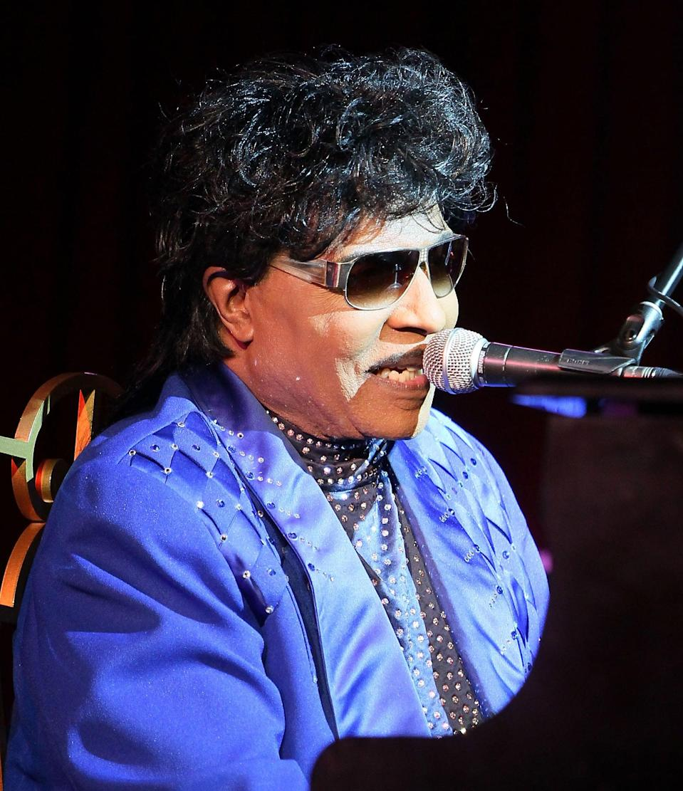 "<p>The legendary <a href=""https://www.popsugar.com/celebrity/little-richard-dead-47458176"" class=""link rapid-noclick-resp"" rel=""nofollow noopener"" target=""_blank"" data-ylk=""slk:&quot;Tutti Frutti&quot; singer died from bone cancer"">""Tutti Frutti"" singer died from bone cancer</a> on May 9. He was 87.</p>"