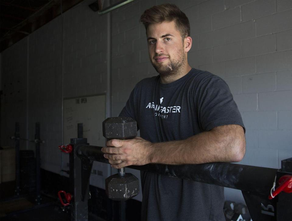 """<p>Some athletes earn a living training for CrossFit. How? They're allowed to engaged in <a href=""""https://morningchalkup.com/2019/04/19/can-athletes-really-make-a-living-doing-crossfit-my-experience-says-yes-opinion/"""" rel=""""nofollow noopener"""" target=""""_blank"""" data-ylk=""""slk:product sponsorships"""" class=""""link rapid-noclick-resp"""">product sponsorships</a> on social media. </p>"""