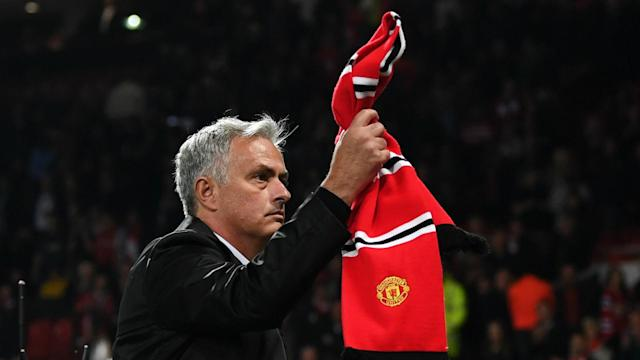 """Jose Mourinho is hopeful of another """"beautiful reception"""" when he returns to Old Trafford for the first time as an opposing manager."""