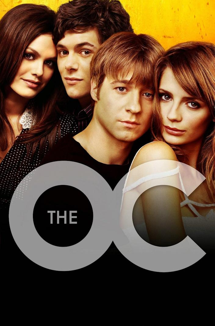 Mischa Barton appeared in The O.C. with Rachel Bilson, Adam Brody and Ben McKenzie and, while they were all super-famous, Barton received an inordinate amount of attention in the media. (Photo: FOX)