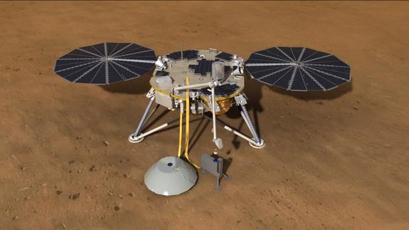 NASA's Next Mars Lander Will Peer Deep Into Red Planet's History: Here's How