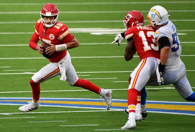 Chiefs, Ravens lead the way in the AP Pro32 poll