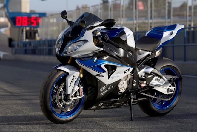 BMW HP4 with Package Competition