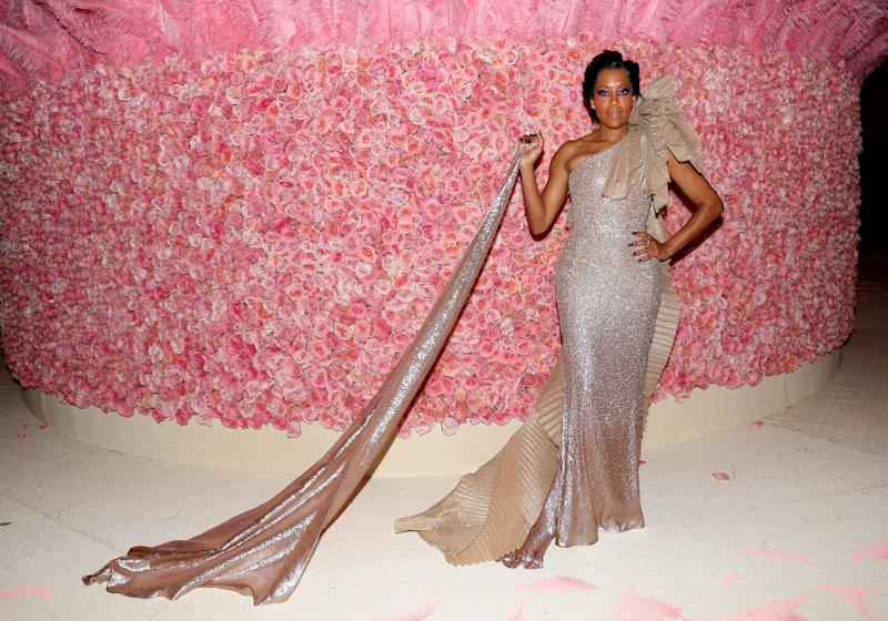 Regina King attends The 2019 Met Gala at Metropolitan Museum of Art on May 06, 2019, in New York City. (Kevin Tachman/MG19 via Getty Images)