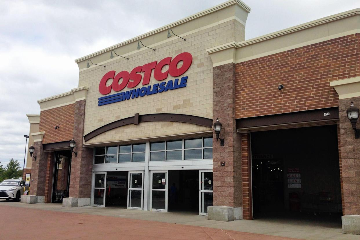 Costco Wholesale Warehouse Outlet