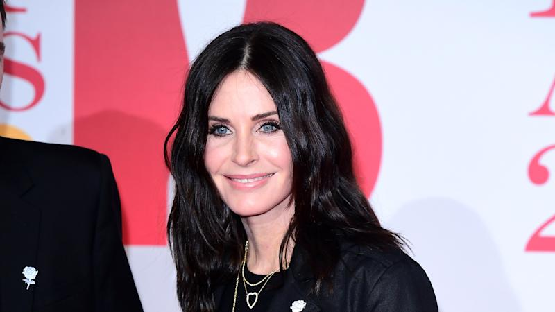 Courteney Cox opens up on Friends reunion special