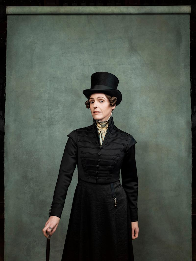 Critical acclaim: Suranne Jones as Anne Lister in Gentleman Jack (BBC/Lookout Point/HBO/Jay Brooks)