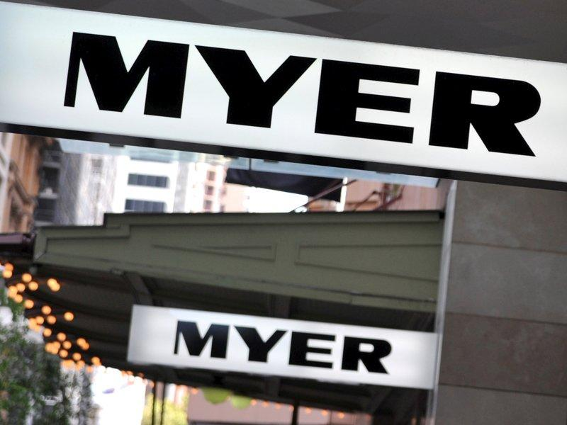 Myer says make online retailers pay tax