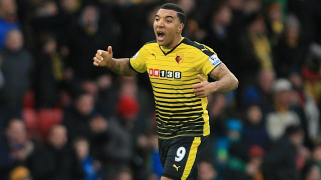 Conflicting reports have suggested that Troy Deeney is moving to Leicester City and that he has signed a new deal with Watford.