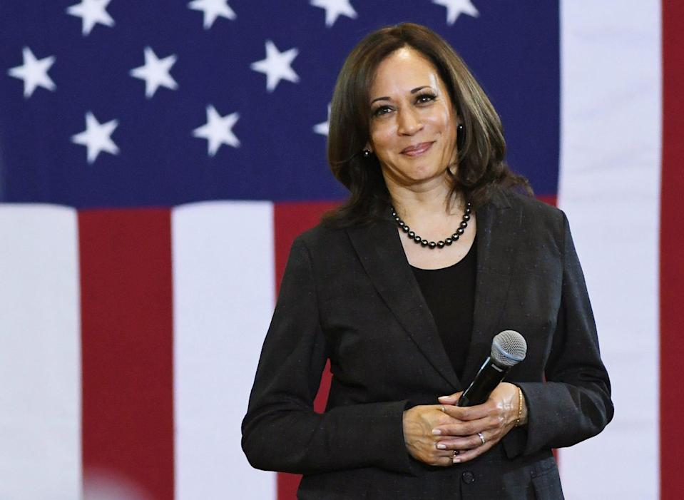 Kamala Harris' Reported Secret Service Code Name Is So on Point