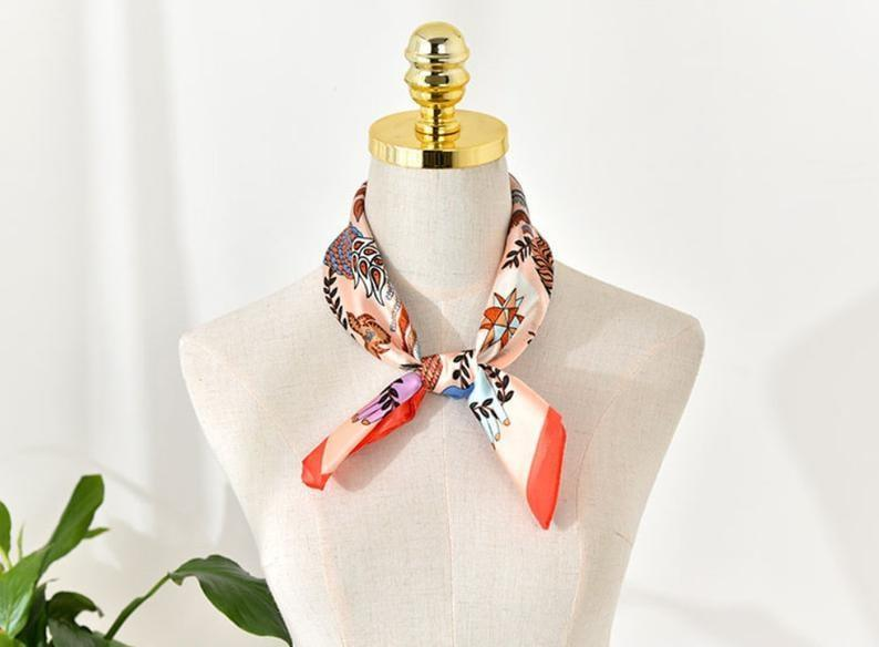 <p>Add some glam to your looks with this <span>Vintage Style Scarf</span> ($17).</p>