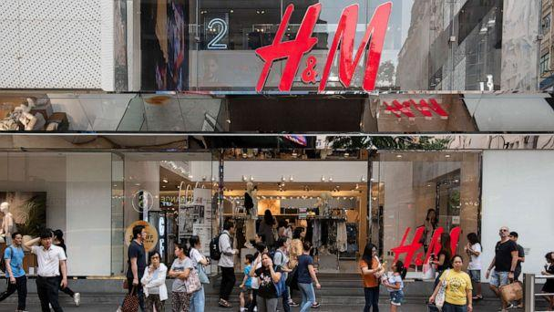 PHOTO: An H&M store is seen in Causeway Bay, Hong Kong. (Budrul Chukrut/SOPA Images/LightRocket via Getty Images)