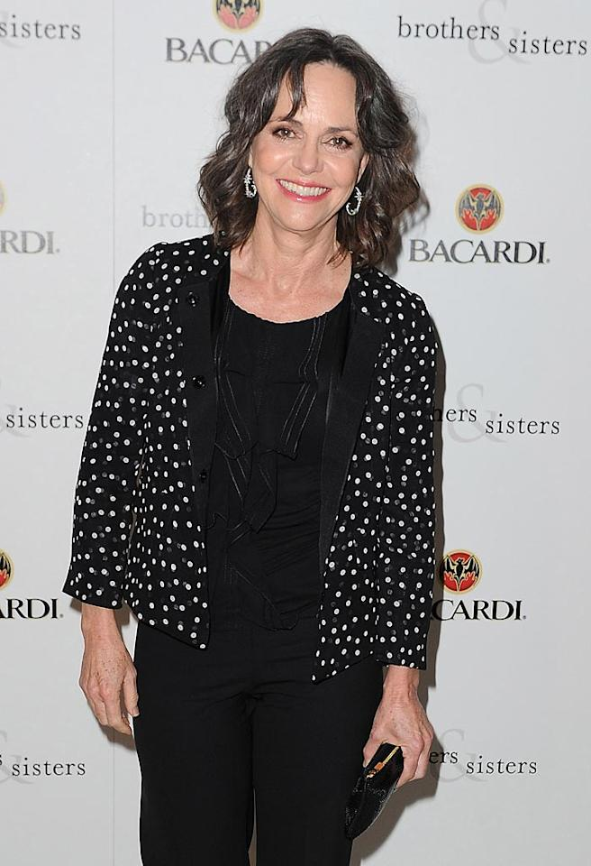 "November 6: Sally Field turns 64 Michael Buckner/<a href=""http://www.wireimage.com"" target=""new"">WireImage.com</a> - September 25, 2010"