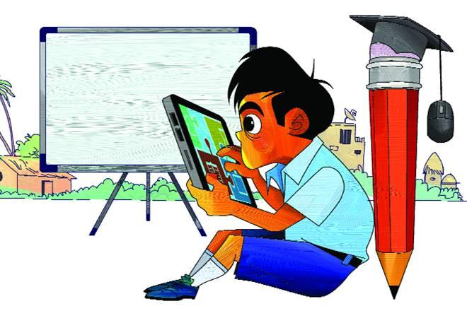 technology and education, technology revolution in education, how technology helps in education, New Education Policy