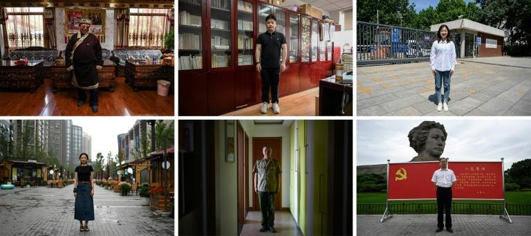As China prepares to celebrate the 100th anniversary of the Communist Party's founding in Shanghai, AFP spoke to six members to ask why they joined