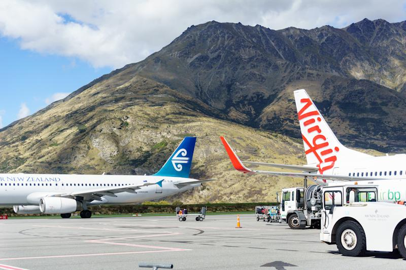 New Zealand airline trialling edible coffee cups