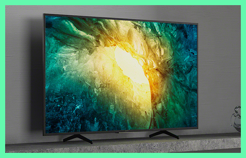 This 2020 Sony 75-inch 4K Ultra HD LED TV (X750H) is $500 off, today only. (Photo: Sony)