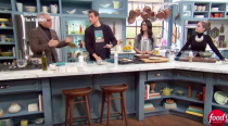 """<p><em>The Kitchen</em> is sort of like the adult version of Saturday morning cartoons. It's on first thing in the morning, and is so predictable week-to-week (Jeff Mauro makes a dad joke! <a href=""""https://www.delish.com/food-news/news/a51998/katie-lee-diet-workout/"""" rel=""""nofollow noopener"""" target=""""_blank"""" data-ylk=""""slk:Katie Lee"""" class=""""link rapid-noclick-resp"""">Katie Lee</a> wears a great outfit!) that you can kind of zone out while watching. That said, there are still some pretty legit tips you can steal during the hour-long talk show.</p>"""