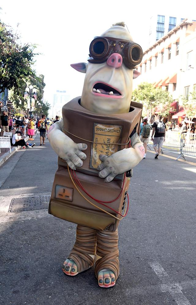 "<p>From <em><a href=""https://www.yahoo.com/movies/film/the-boxtrolls/"" data-ylk=""slk:The Boxtrolls"" class=""link rapid-noclick-resp"">The Boxtrolls</a></em> (Photo by Vivien Killilea/Getty Images) </p>"