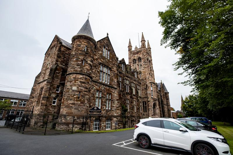 The school is the oldest in the Northern Irish city (PA)