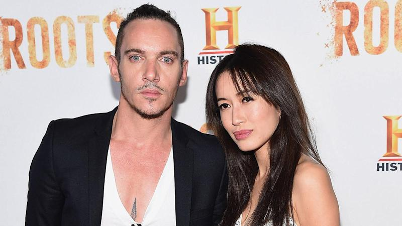 Jonathan Rhys Meyer's Wife Mara Lane Reveals He Relapsed After She Suffered a Miscarriage