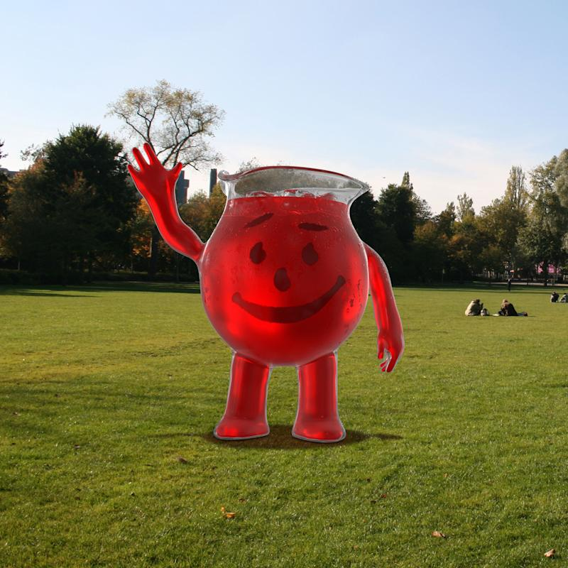 'Kool-Aid Man' gets a new look _ and a personality