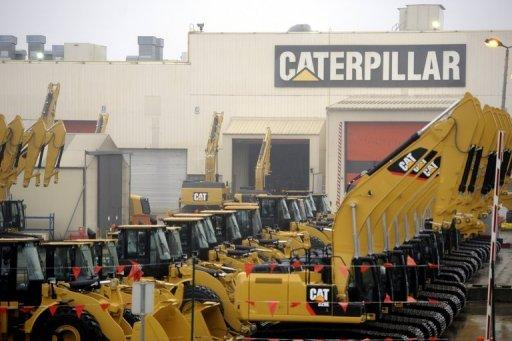 Caterpillar's China woes warn foreign investors