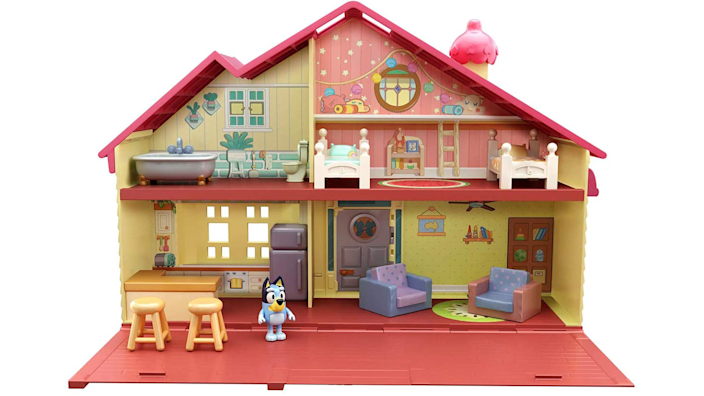 Gifts for kids: Bluey Family Home Playset