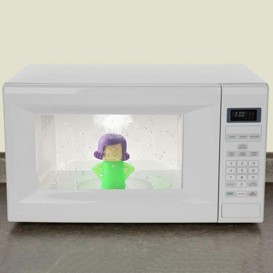 Angry Mama Microwave Cleaner (Photo: Amazon)