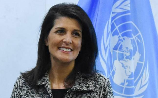 Nikki Haley claims her mother was denied judgeship in India for being woman