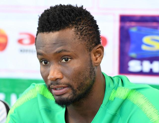 Captain John Obi Mikel must lift his young Nigeria team (AFP Photo/PIUS UTOMI EKPEI)