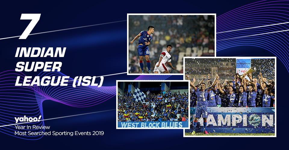 The India Super League, designed to promote football in a cricket-obsessed country, works very much on the lines of IPL. Already in its 6th season, the ISL competition aims to help the world's most popular sport grow in India.