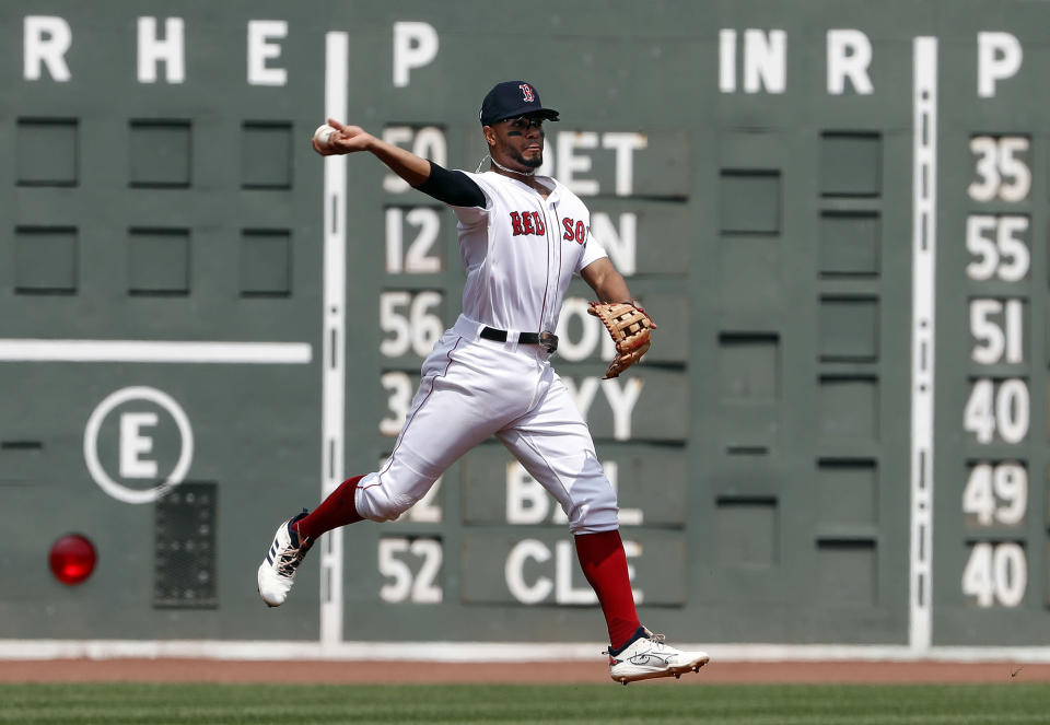 The Red Sox will finish the regular season hosting the Yankees. (AP)