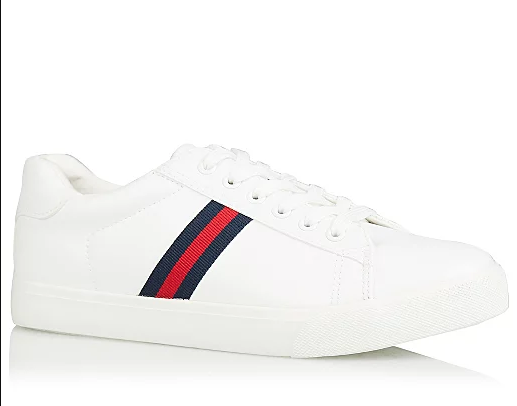 2a0a8c54e29 These £10 Asda trainers look a lot like a £405 Gucci pair