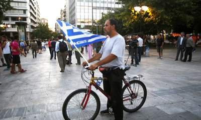 Greeks Feeling Resigned, Not Angry - For Now