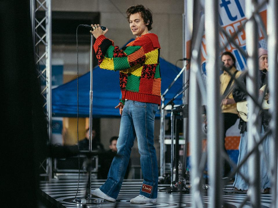 harry styles today show