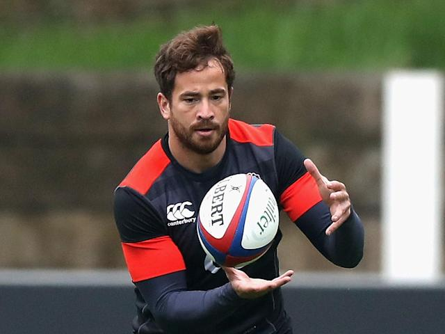 England's Danny Cipriani in strong contention to start final Test against South Africa at fly-half