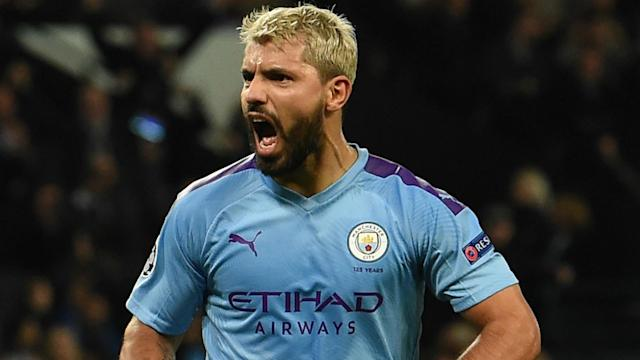 The Manchester City forward is closing in on the Arsenal star's goalscoring tally