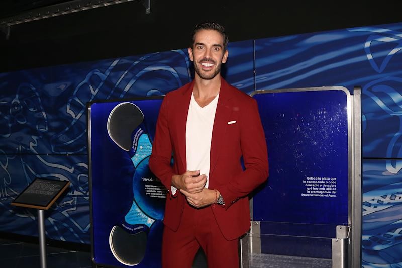 MEXICO CITY, MEXICO - JUNE 17: Pedro Prieto poses for photos during a marketing campaign with best cast of OCESA's theatre shows at Universum on June 17, 2019 in Mexico City, Mexico. (Photo by Adrián Monroy/Medios y Media/Getty Images )