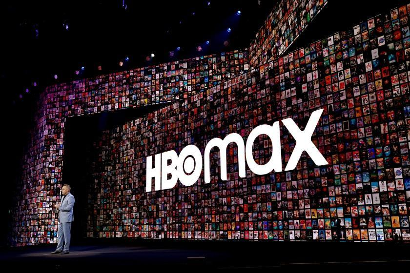 BURBANK, CALIFORNIA - OCTOBER 29: Tony Goncalves, Chief Executive Officer of Otter Media, speaks onstage at HBO Max WarnerMedia Investor Day Presentation at Warner Bros. Studios on October 29, 2019 in Burbank, California. (Photo by Presley Ann/Getty Images for WarnerMedia)