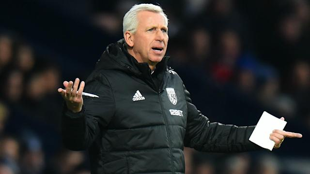 The Englishman joined the Baggies in November, but recorded just one league win to leave them stuck at the bottom of the table with few games left. He managed just 124 days as boss.