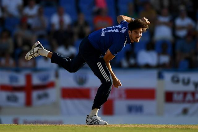 Steven Finn has a chance to show the England selectors what they will miss in the Champions Trophy