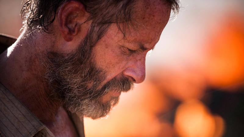 Guy Pearce in 'The Rover'