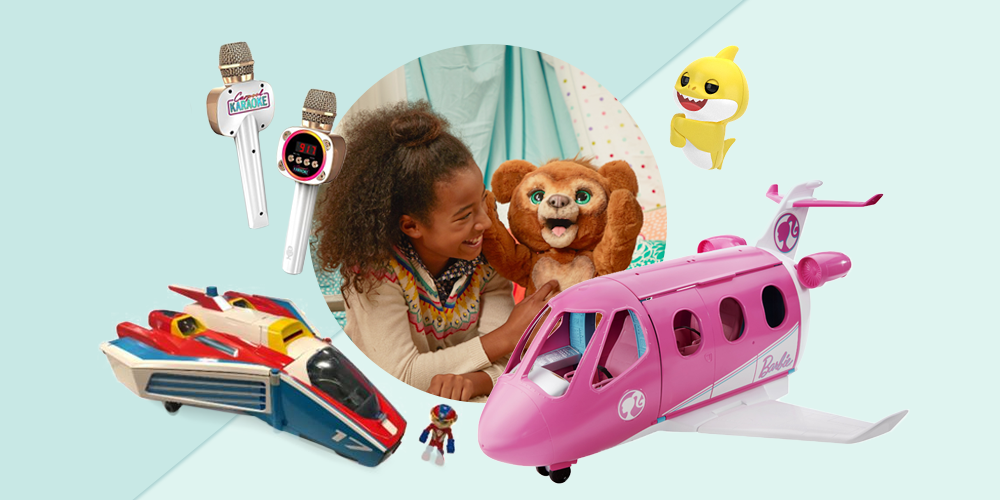 """<p>It's been an <a href=""""https://www.goodhousekeeping.com/childrens-products/toy-reviews/g5150/best-toys-for-two-year-olds/"""" target=""""_blank"""">exciting year for new toy releases</a>. With tie-ins to big summer movies like <em><a href=""""https://www.goodhousekeeping.com/life/entertainment/g25319482/toy-story-4-movie-characters-plot/"""" target=""""_blank"""">Toy Story 4</a></em> and <em><a href=""""https://www.goodhousekeeping.com/life/entertainment/a27456197/secret-life-of-pets-2-cast/"""" target=""""_blank"""">Secret Life of Pets 2</a></em>, must-have <a href=""""https://www.goodhousekeeping.com/childrens-products/toy-reviews/g19502721/best-new-toys-2018/"""" target=""""_blank"""">collectible and unboxing toys</a>, innovative new technologies, and awesome collaborations — <a href=""""https://www.goodhousekeeping.com/life/parenting/a26063054/what-is-baby-shark-song/"""" target=""""_blank"""">Baby Shark</a> x Fingerlings! Nerf x Fortnite! — 2019 has a lot of fun in store. The <a href=""""https://www.goodhousekeeping.com/institute"""" target=""""_blank"""">Good Housekeeping Institute</a> has selected a few favorites, along with some to keep an eye on for later in the summer and fall. You know, just in time for the holidays. </p>"""
