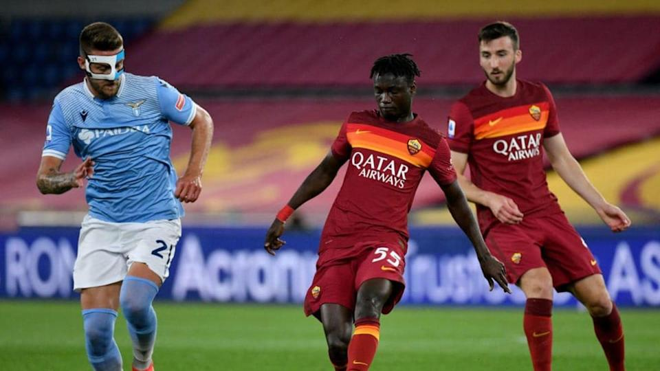 Darboe, tra i protagonisti dell'ultimo derby   Marco Rosi - SS Lazio/Getty Images