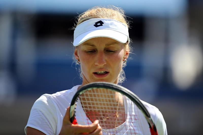 Tennis - Makarova into US Open semi-finals