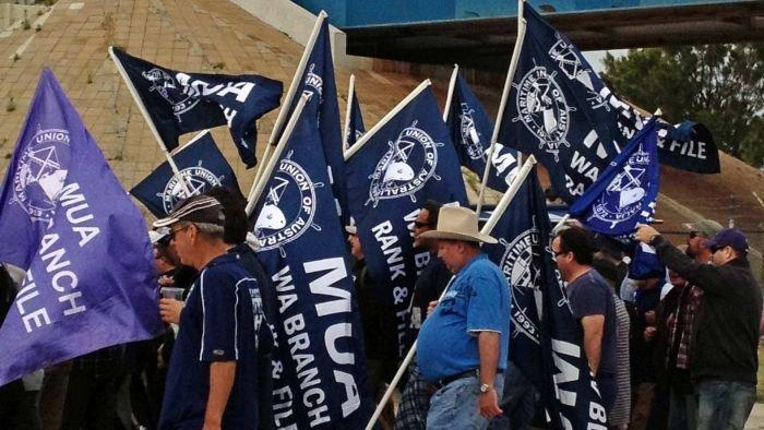 Strike disrupts Fremantle port operations