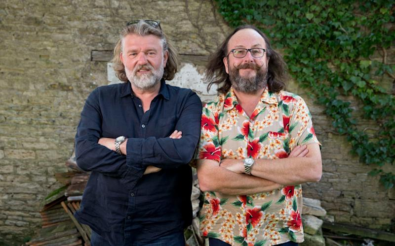 Hairy Bikers Si King Dave Myers - Credit: Heathcliff O'Malley