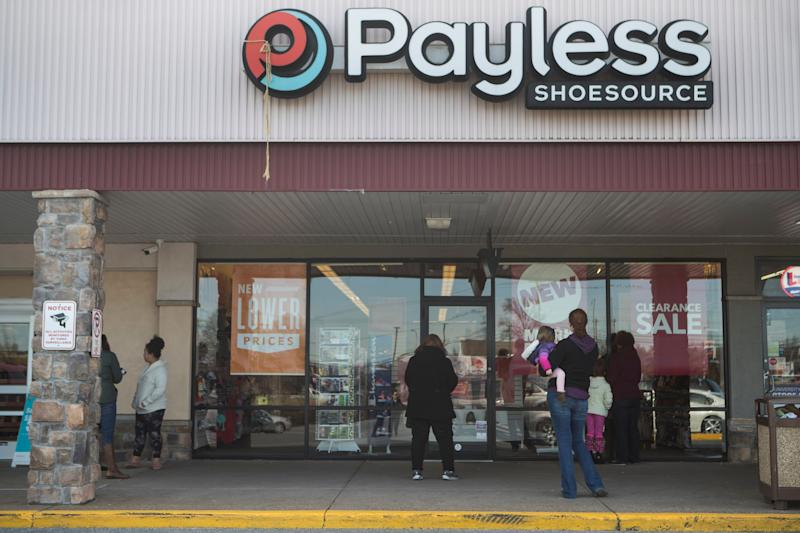 Payless ShoeSource bankruptcy: The last day to use gift cards is Monday, March 11