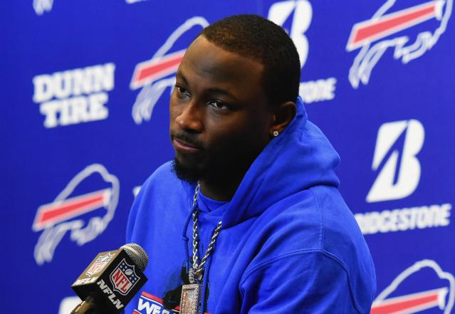Allegations against LeSean McCoy are just the latest in a slew of negative headlines for the NFL this summer. (AP)
